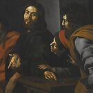 Giovanni Battista Caracciolo, called Battistello THE CALLING OF SAINT MATTHEW by MotionAge Media