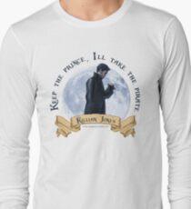 Keep the Prince, I'll take the Pirate - Killian Jones Long Sleeve T-Shirt