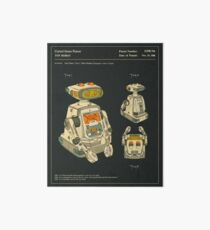ROBOT (1988) Art Board