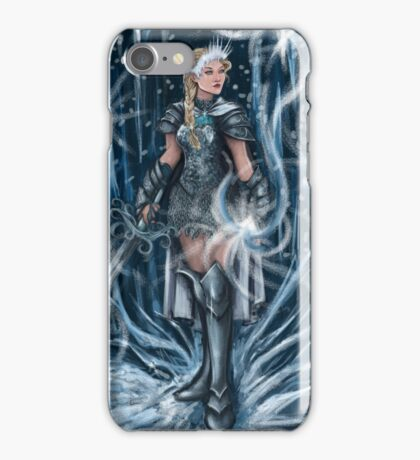 Ice Queen iPhone Case/Skin