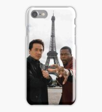 Jackie Chan and Chris Tucker iPhone Case/Skin