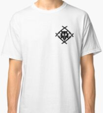 Hollow Squad small FULL logo Classic T-Shirt