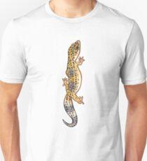 Camiseta ajustada Fastwalking Gecko leopardo normal - Vertical