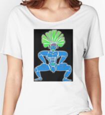 Dance Warrior  BIG CHIEF Women's Relaxed Fit T-Shirt