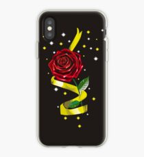 Beauty and the Beast Illustration iPhone Case