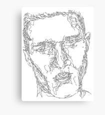 Jimmy Q Canvas Print