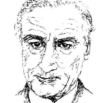 Robert De Niro by zoeandsons