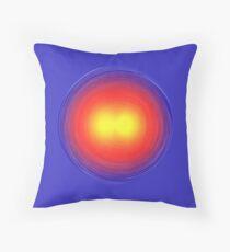 Power Globe Throw Pillow