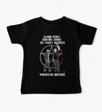 Winchester Brothers Baby Tee