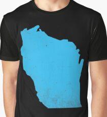 Wisconsin Graphic T-Shirt