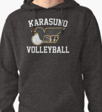 Sudadera con capucha Haikyuu !! / Camiseta de voleibol de Karasuno