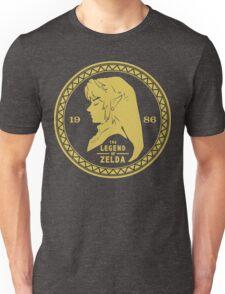 The Legend Of Zelda - 1986 Unisex T-Shirt
