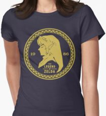 The Legend Of Zelda - 1986 Womens Fitted T-Shirt