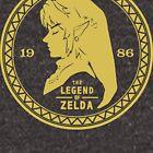 The Legend Of Zelda - 1986 by Charthehero