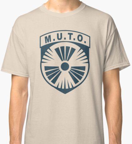 M.U.T.O. Shield see through Classic T-Shirt