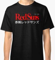 Initial D - Akagi RedSuns logo Classic T-Shirt