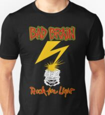 Bad Brains Rock For Light T-Shirt