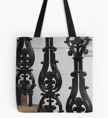 Ironwork Tote Bag
