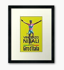 Vincenzo 2016 Framed Print