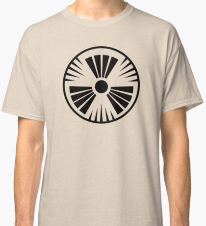 MUTO Radioactive Zone; Nuclear - Black Classic T-Shirt