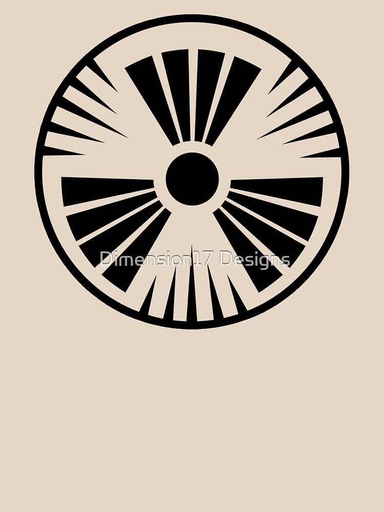 MUTO Radioactive Zone; Nuclear - Black by CarryOnWayward