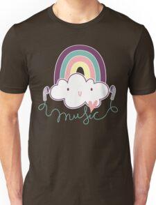 I Love Music Doodle T-Shirt