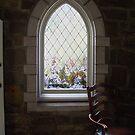 Chapel Window by Deborah Pritchett