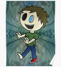 Joe Zombie Poster