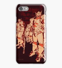 ARMOR TECH/ HEAVY.SOLDIER.UBX iPhone Case/Skin