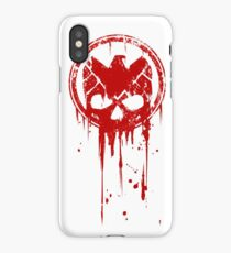 Compromised (RED) iPhone Case