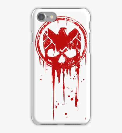 Compromised (RED) iPhone Case/Skin