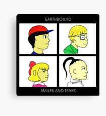 Earthbound Days Canvas Print