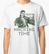 Hacking time Classic T-Shirt