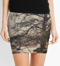 Life on the Edge Mini Skirt
