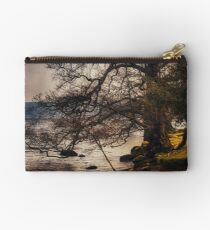 Life on the Edge Zipper Pouch