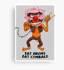 Motivational Animal Canvas Print