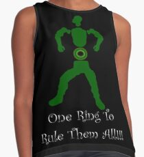 One Ring, O-ring  Contrast Tank