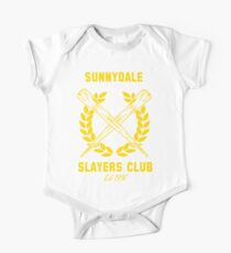 Sunnydale Slayers Club One Piece - Short Sleeve