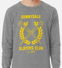 Sunnydale Slayers Club Leichter Pullover