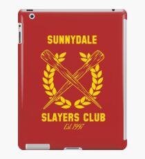 Vinilo o funda para iPad Sunnydale Slayers Club
