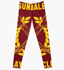 Sunnydale Slayers Club Leggings