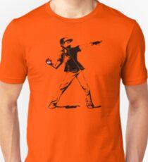 Banksy Pokemon Unisex T-Shirt