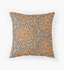 Abstract splash pattern pillow case Throw Pillow