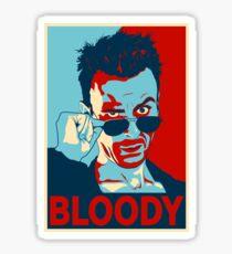 CASSIDY BLOODY Sticker