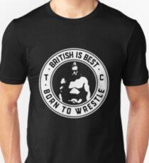 Toby Clements 'British Is Best' Artwork #7 T-Shirt