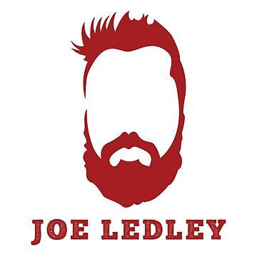 Joe Ledley by Glaslyn