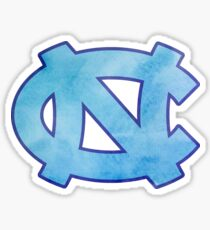 University of North Carolina Sticker