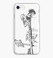 Where the Sidewalk Ends iPhone Case/Skin