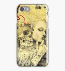 La Calavera Catrina  iPhone Case/Skin