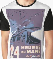 LeMans 54 Graphic T-Shirt